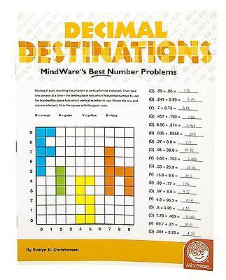 Acquista A Buon Mercato Numero Decimale Destinazioni Problemi Libro-bambini Apprendimento Educativo-mostra Il Titolo Originale
