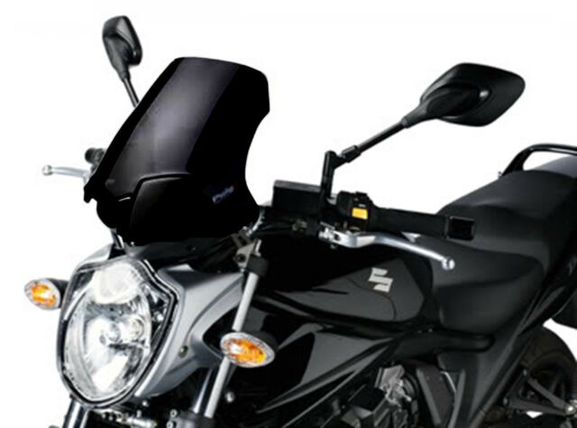 PUIG NAKED N.G. SPORT SCREEN SUZUKI GSF1250 BANDIT 2013 BLACK