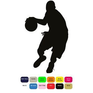 Iron-On-Basketball-Player-Vinyl-Heat-Transfer-Sticker-HTV-Decal-T-Shirt-Clothing