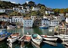 Falcon Deluxe Polperro Harbour Jigsaw Puzzle (1000 Pieces) -