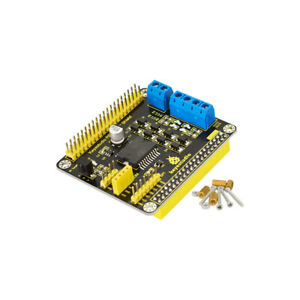 KEYESTUDIO-L298P-Motor-Driver-Expansion-Shield-for-Raspberry-Pi-3-4-Accessories