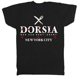 Details about DORSIA INSPIRED BY AMERICAN PSYCHO MOVIE FILM CRIME HORROR TV  T SHIRT