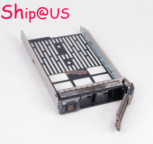 "US New 3.5/"" Hard Drive Tray Caddy KG1CH 0KG1CH For Dell PowerEdge T330 T430 T630"