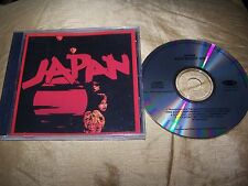 JAPAN : ADOLESCENT SEX ORIGINAL CD ALBUM CAROLINE / HANSA LABEL 1201-2 10 TRACKS
