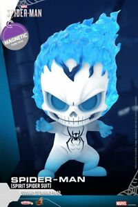 Hot-Toys-COSB622-COSBABY-Marvel-Spider-Man-SPIRIT-SPIDER-Suit-Bobble-Head-Doll