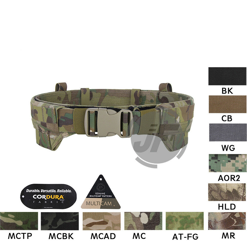 EmersonGear Modular Rigger's Belt MRB MOLLE Lightweight Low Profile Belt
