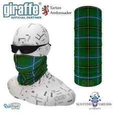 Henderson Clan Scottish Tartan Multifunctional Headwear Neckwarmer Tube Bandana