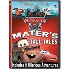 Cars Toon Mater's Tall Tales 0786936805277 DVD Region 1 &h