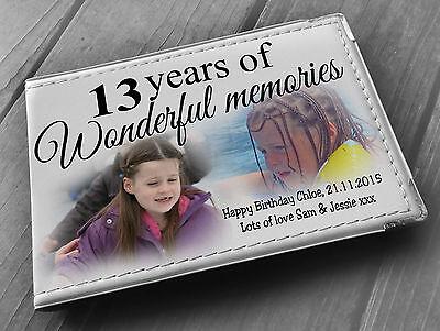 Mummy Mum Birthday Christmas present Personalised photo album Memory book