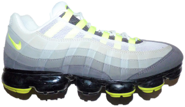 Size 12 - Nike Air VaporMax 95 Neon 2018 for sale online | eBay