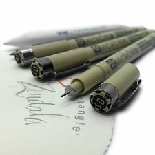 Sakura Zentangle Zendala Set - Wallet of Sakura Fineliner Pens, Pencils & Tiles