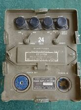 US Army Signal Corps Radio Power Supply PP-112/GR