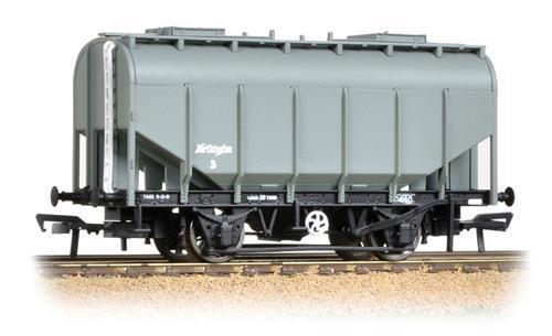 Worthington Grey Bachmann 38-604 21 Ton Grain Hopper