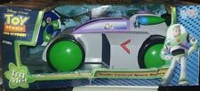 Disney Toy Story Radio Control Space Racer 49mhz R/C Car 2006 Planet Toys remote