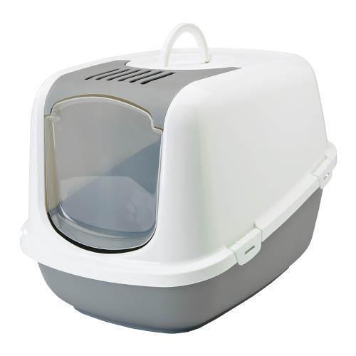 WC gatos jumbo nestor puerta abatible