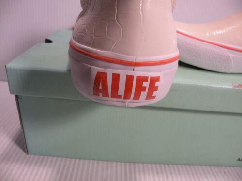 Lage Maat Sneakers 11 instappers s06 Gator Alife Nieuw Wit Crs03 Heren mNn0w8