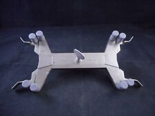 Fisher Castaloy Double Dual Burette Clamp Holder Micro Up To 100ml 05 779q 1pk