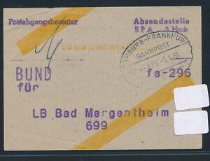 84295) Bahnpost Hamburg - Frankfurt ZUG 476, Bundzettel 1966 - 32257 Bünde, Deutschland - Vollständige Widerrufsbelehrung Widerrufsbelehrung Widerrufsrecht Sie haben das Recht, binnen eines Monats ohne Angabe von Gründen diesen Vertrag zu widerrufen. Die Widerrufsfrist beträgt einen Monat ab dem Tag, - an dem Sie - 32257 Bünde, Deutschland