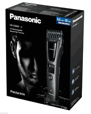 *NEW* Panasonic ER-GB60K Cord/Cordless Hair and Beard Trimmer Shaver 100-240V