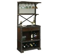 Howard Miller Red Mountain Wine & Home Bar Cabinet 695-138 W/ Free Shipping