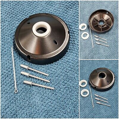 DOMETIC 9100 RV AWNING END CAP ASSEMBLY KIT FITS POWER ...