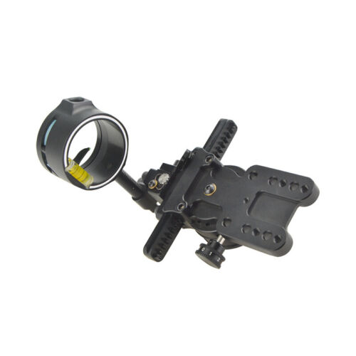 Archery 1 Pin Bow Sight Pointer Adjustable Lens Retainer Adaptor Stabilizer
