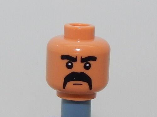 Lego Minifigure Head Indiana Jones Kazim H30