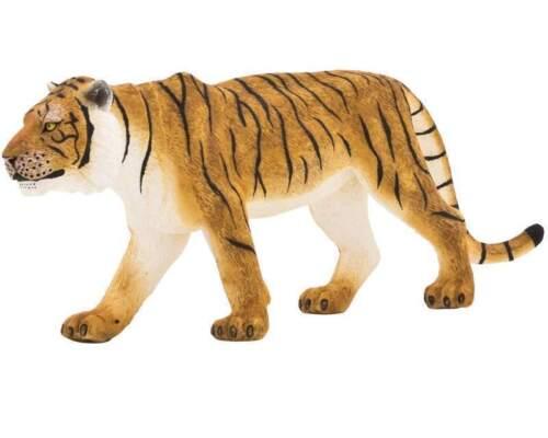 Tigre de bengala 13 cm de animales salvajes Mojo 387003