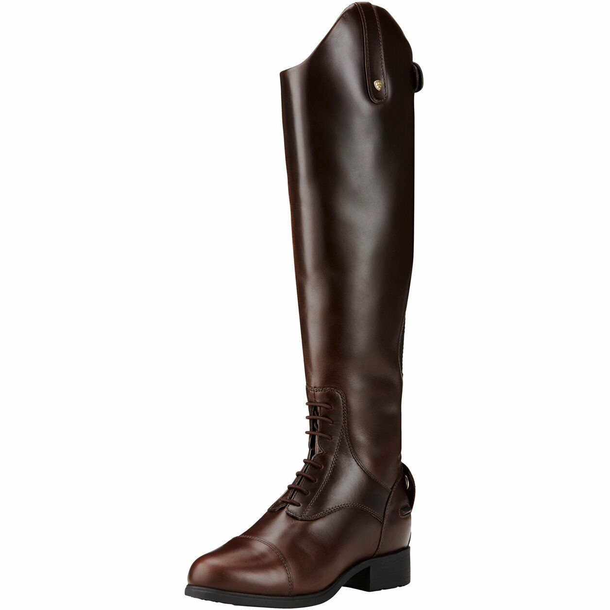 Ariat Women's Bromont Pro Tall H20 Insulated Womens Boots Long Riding - Waxed