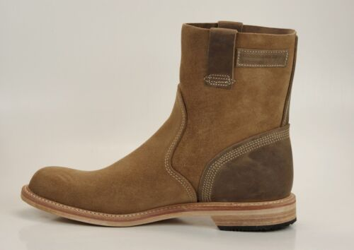 Timberland Boat Company Coulter Pull on Boots Made in USA Men Boots 4123R