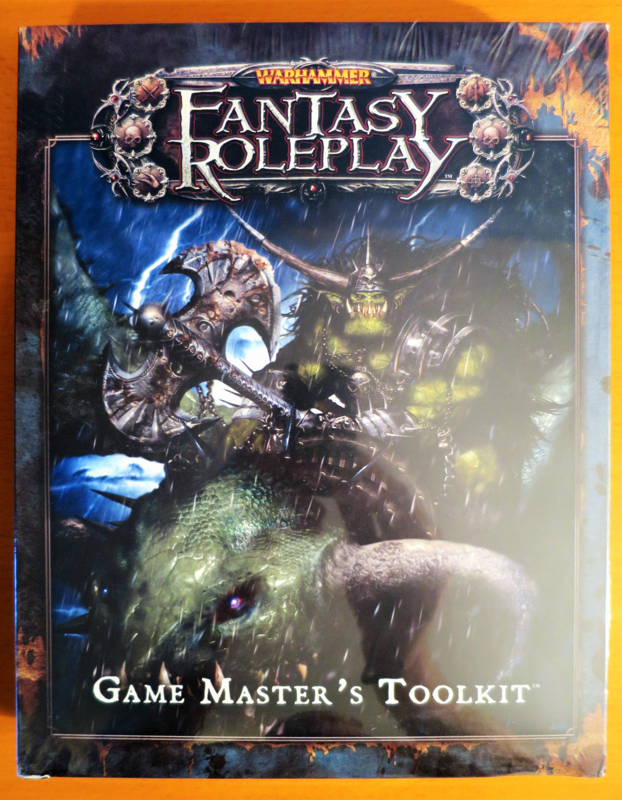Warhammer Gamemaster's Toolkit - NEW SEALED - WFRP 3rd edition