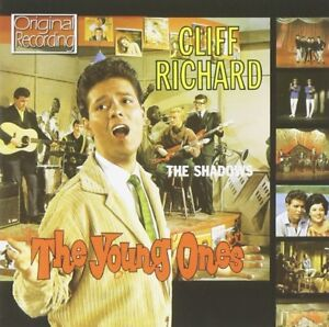 CLIFF-amp-THE-SHADOWS-RICHARD-THE-YOUNG-ONES-CD-NEW