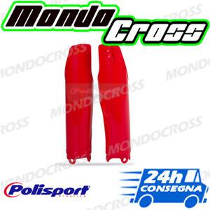 Parasteli-copristeli-forcella-POLISPORT-Rosso-cr04-HONDA-CRF-250-R-2008-08