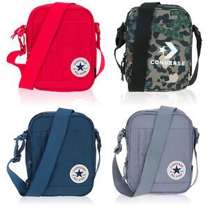abb88710ad78 Das Bild wird geladen Converse-Tasche-Poly-Cross-Bag -Mini-Schultertasche-Umhaengetasche-