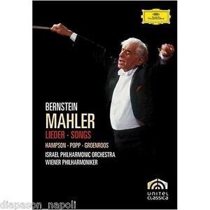 Mahler-Lieder-Bernstein-Hampson-Popp-DVD