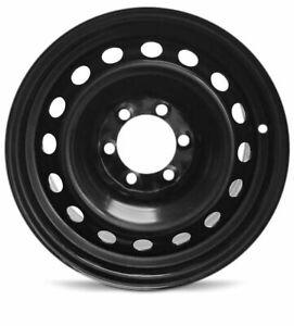 New Fits 2010-2017 Toyota 4 Runner 17x7 Inch 6 Lug Replacement Steel Wheel Rim