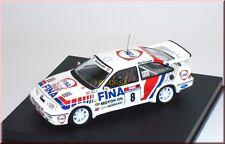 Ford Sierra RS Cosworth Rallye Tour de Corse 1990 Duez Lopes Trofeu 125 1:43
