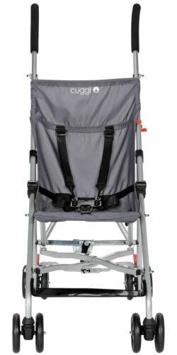 Used Cuggl Birch 5-Point Harness Lightweight  Foldable Stroller-GT81.