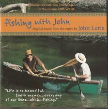 John Lurie - Fishing with John [ TV Soundtrack ] ( Original Soundtrack, CD ) NEW