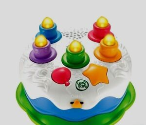 Leapfrog Happy Birthday Cake
