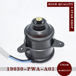 19030-PWA-J51-Radiator-Cooling-Fan-Motor-For-2002-2008-Honda-Fit-II-GD-1-2-1-4