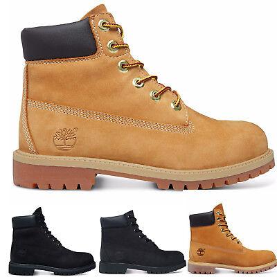 Timberland - 6-Inch Premium Waterproof Boots Herren Damen Kinder Freizeit  Boot 8b65fed692