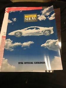 Sydney-Motor-Show-1996-Catalogue-Booklet