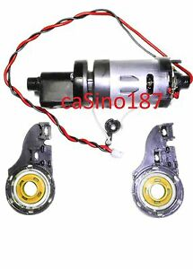 Roomba Discovery Brush Motor Gearbox Assembly 400 4210