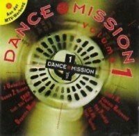 Dance Mission 1 (1993) 2 Unlimited, Captain Hollywood, Ace of Base, Heave.. [CD]