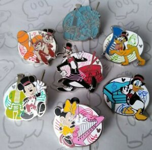 Musicians-2019-Hidden-Mickey-Set-DLR-Wave-C-Choose-a-Disney-Pin
