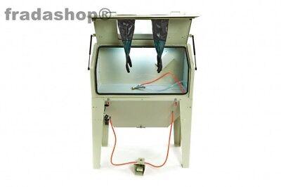 RüCksichtsvoll Sandstrahlkabine Sbc 500 Ein GefüHl Der Leichtigkeit Und Energie Erzeugen