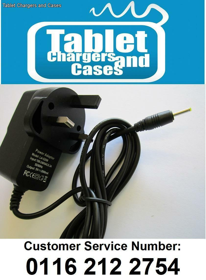 5V 2A DC AC-DC Switching Adapter Charger for Go Clever GoClever T76 GPSTV Tablet