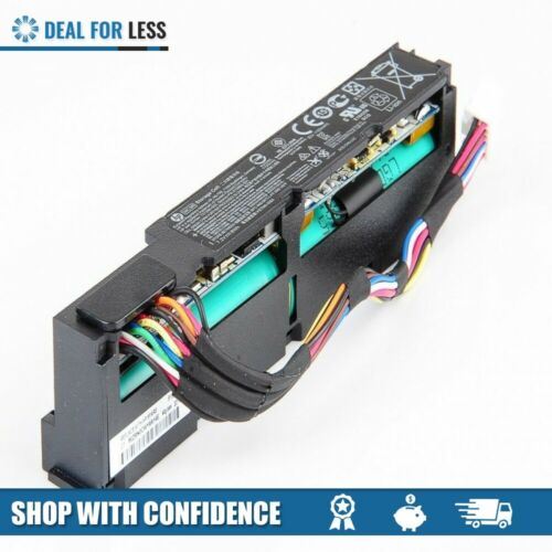 727258-B21//815983-001//750450-001-HPE 96W SMART STORAGE BATTERY WITH CABLE