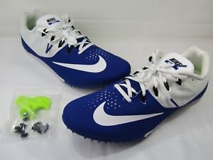 19617d3520a Nike Zoom Rival S Sprint Men s 11.5 Track   Field Racing Shoes with ...